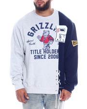 Parish - Mens Crew Neck Pull Over (B&T)-2335553