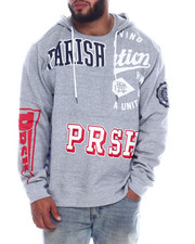 Parish - Men P/O Hoodie (B&T)-2335426
