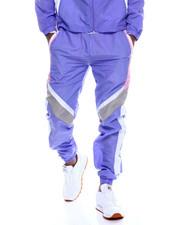 Jeans & Pants - Color block Nylon Pant-2334872
