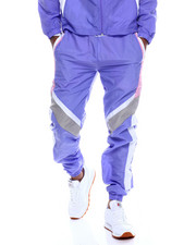 Sweatpants - Color block Nylon Pant-2334872