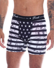 Boxers & Briefs - Cash Stars & Stripes Boxer Briefs-2334867