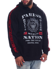 Parish - Men P/O Hoodie (B&T)-2335451