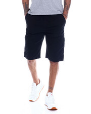 Shorts - SAFARI TWILL CARGO SHORT W KNIT WAIST-2334305