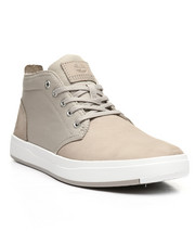 Footwear - Davis Square Mixed-Media Chukka Shoes-2333749
