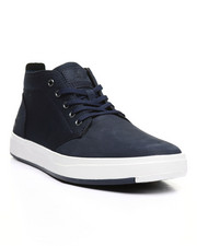 Footwear - Davis Square Mixed-Media Chukka Shoes-2333756