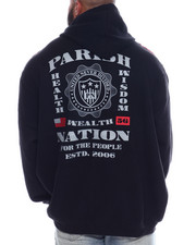 Parish - Full Zip Hoodie (B&T)-2335354