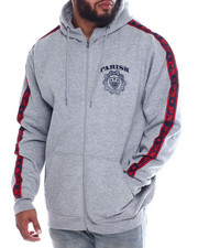 Parish - Full Zip Hoodie (B&T)-2335402