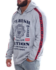 Parish - Men P/O Hoodie (B&T)-2335469