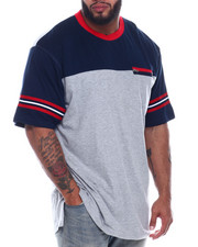 Shirts - Legion Zipper Pocke Tee (B&T)-2335526