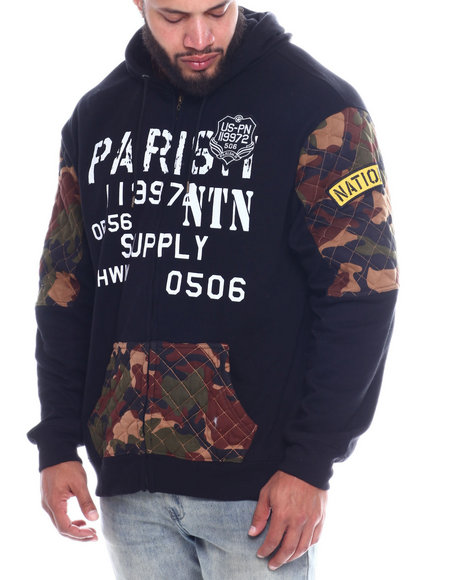 Parish - Full Zip Hoodie (B&T)