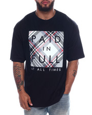 Shirts - Paid In Full Plaid (B&T)-2334898