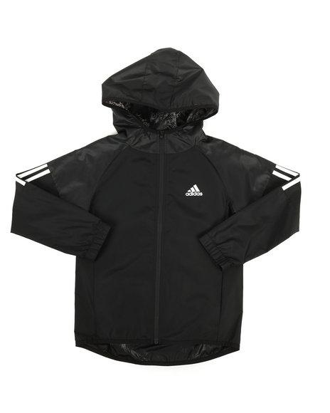 Adidas - Solid Woven Jacket (8-20)
