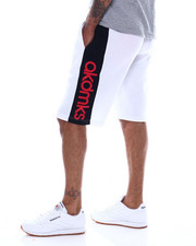 Shorts - Barnett Satin Trim Knit Short-2334685
