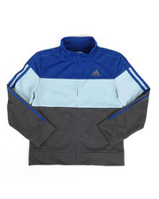Activewear - Color Block Tricot Track Jacket (8-20)-2330228