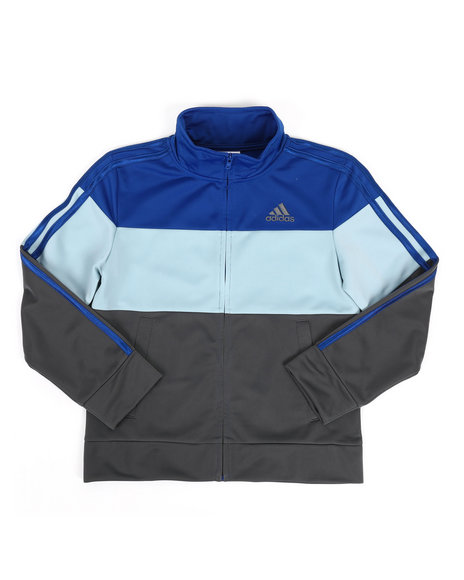 Adidas - Color Block Tricot Track Jacket (8-20)