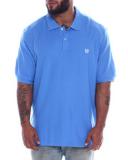 Shirts - Solid Pique Polo (B&T)-2332447