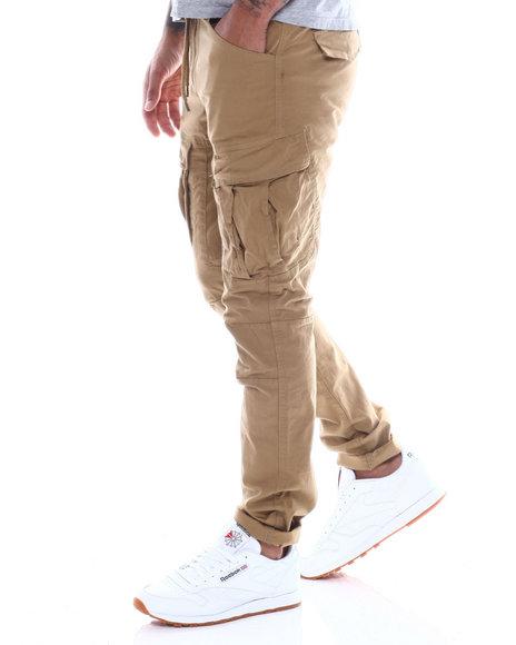 SMOKE RISE - Stretch Rip Stop Cargo Pant