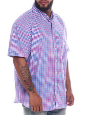 Shirts - Performance Easycare Tonal Gingham (B&T)-2332375