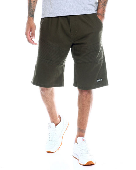 Akademiks - BARONE STRETCH JOGGER SHORT