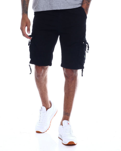Buyers Picks - Mens Garment Dyed Snap Pocket Cargo Short