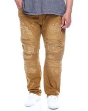 Makobi - Zipper Moto Jean (B&T)-2333684