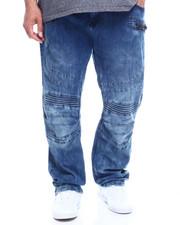 Jeans & Pants - Moto W/Knee Treatment Jean  (B&T)-2332781