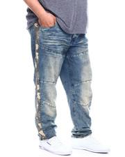 Parish - Mens Moto Denim Jean (B&T)-2335675
