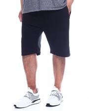 Shorts - Tech Fleece Shorts W/ 2 Tone Heat Seal Zipper (B&T)-2334991