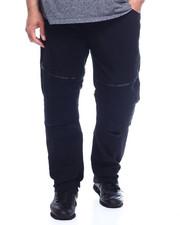 Jeans & Pants - Moto W/Knee Treatment Jean (B&T)-2335064