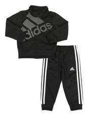 Adidas - Logo Tricot Jogger Set (2T-4T)-2330439