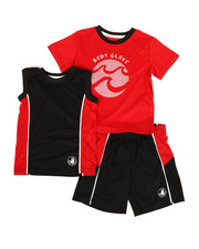 BODY GLOVE - 3 Piece Active Set (2T-4T)-2330399