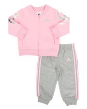 Infant & Newborn - Adi Cotton Track Set (0-24MO)-2329103