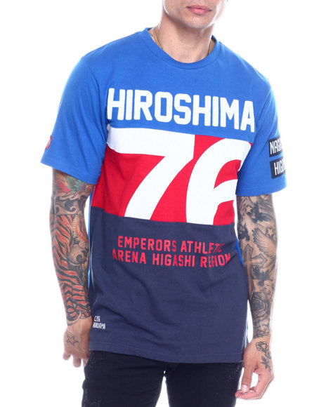 Iroochi - Emperors Athletic Tee
