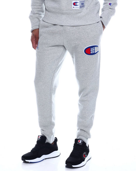 Champion - Century Chenille Patch Jogger