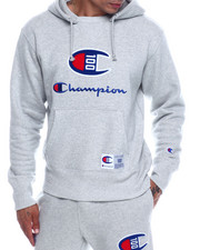 Champion - Century Chenille Patch Hoody-2336386
