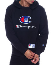 Champion - Century Chenille Patch Hoody-2336447