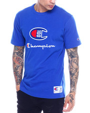 Men - Century Chenille Patch SS Tee-2336583