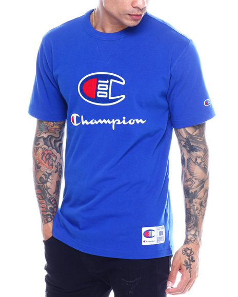 Champion - Century Chenille Patch SS Tee