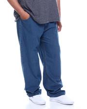 Big & Tall - Dark Stone Wash Jeans (B&T)-2336835