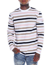 Diamond Supply Co - MARQUISE STRIPED L/S TEE-2338317