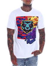 Shirts - CHENILLE BEAR CAMO TEE-2337794