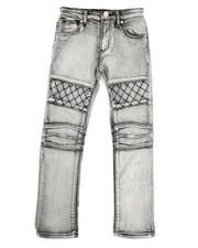 Bottoms - Stretch Smoke Premium Jeans (8-20)-2333974