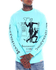 Diamond Supply Co - SKATE CRIME L/S TEE-2337973