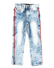 Bottoms - Piping Jeans (4-7)-2334034