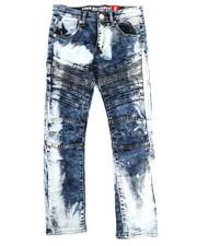 Bottoms - Stretch Smoke Premium Jeans (8-20)-2333981