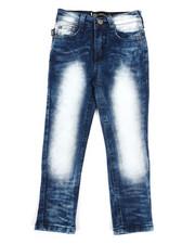 Akademiks - Embossed Pocket Jeans (4-7)-2334118