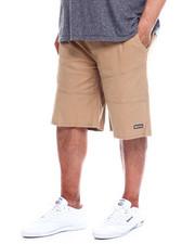 Akademiks - Barone Stretch Jogger Short (B&T)-2336815