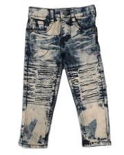 Jeans - Stretch Moto Jeans (2T-4T)-2334853