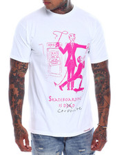 Diamond Supply Co - SKATE CRIME TEE-2338010