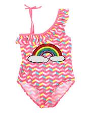 Swimwear - Rainbow Swimsuit (7-16)-2336974